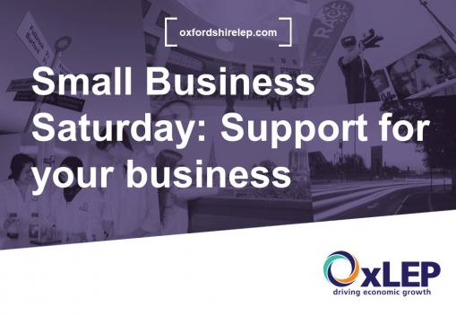 VLOG- Small Business Saturday: Support for your Business