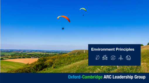 Arc Leadership sets bold agenda to put the environment at heart of every decision
