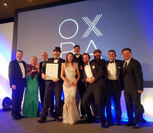 Oxford-based distillery TOAD scoops OXLEP New Business Award
