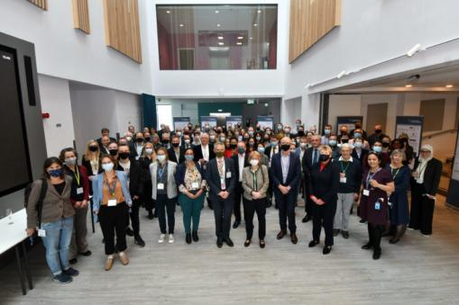 Rosalind Franklin Institute opens at Harwell Campus