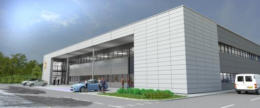 World leading life science company signs pre-let for a new 50,000 sq ft R&D facility at the Oxford Technology Park