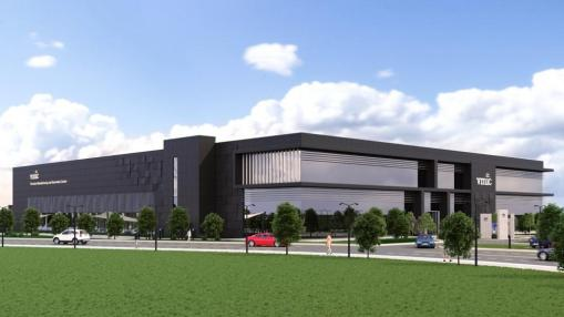 Vaccines Manufacturing and Innovation Centre Fast Tracked as Works Progress at Harwell Campus