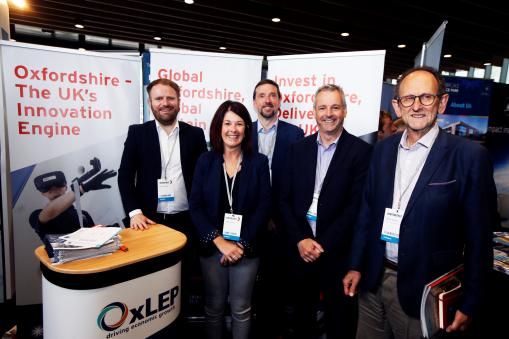 BLOG: Oxfordshire - 'The UK's Innovation Engine' (Venturefest Oxford 2019)