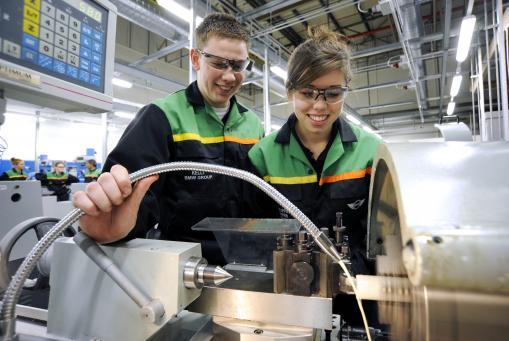 Understanding the demand for higher-level management and leadership apprentice programmes