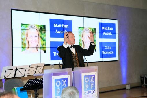 Inaugural Oxfordshire Property Festival draws to a close with special awards ceremony