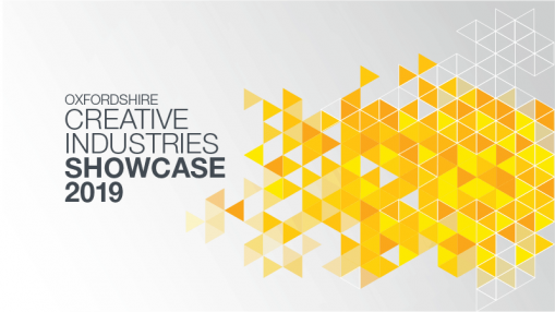 BLOG: Oxford University MPLS Stand at the Oxfordshire Creative Industries Showcase