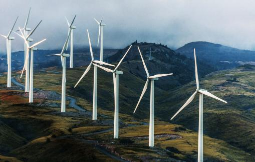 Oxfordshire gears-up for COP26: Vertical turbines could be the future for wind farms