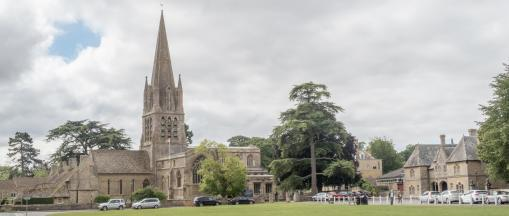 Work on new cycling and walking measures in Bicester and Witney - set to boost healthier and cleaner connectivity - has started
