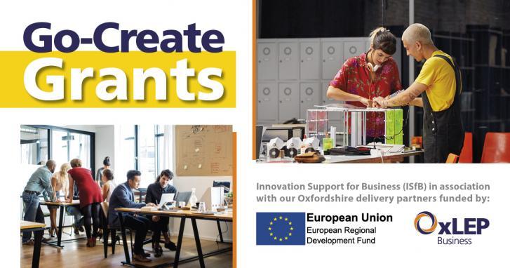 ISfB Go-Create Grant workshop