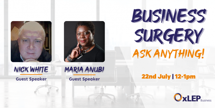 Business Surgery - Ask Anything!