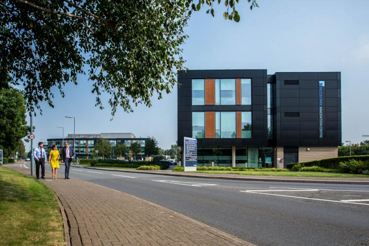 'The importance of 'Place' for Oxfordshire' - OxLEP and Milton Park Q&A event