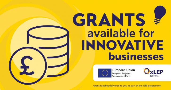 OxLEP Business ISfB 'Go-Create' Grant Webinar
