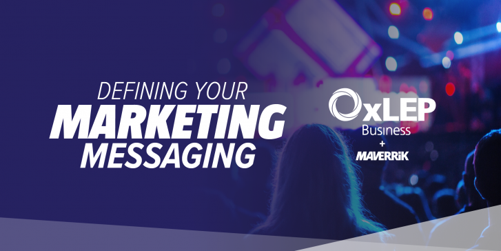 Defining Your Marketing Messaging