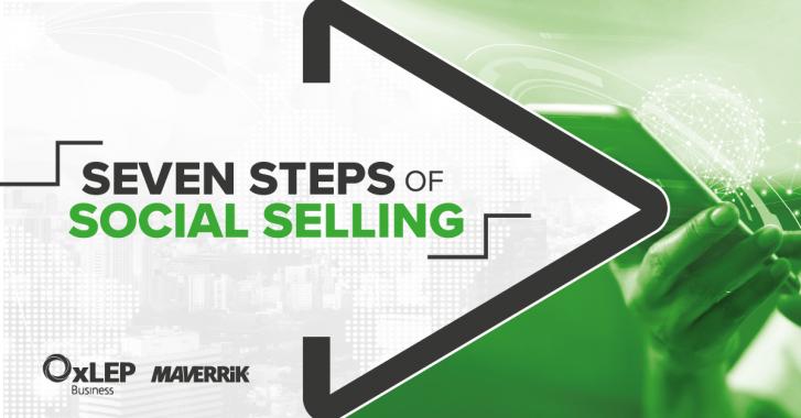 Seven Steps of Social Selling