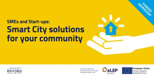 SMEs and Start-ups: Smart environmental solutions for your community
