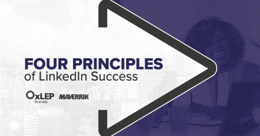 Four Principles of LinkedIn Success