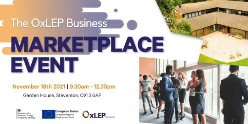 OxLEP Business Marketplace Event