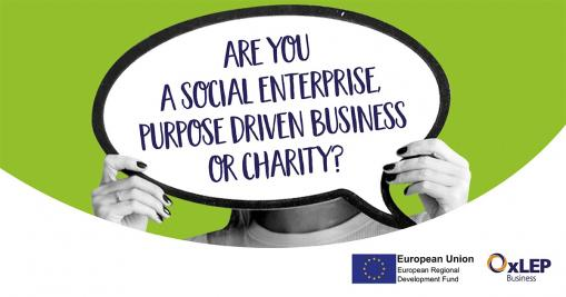 Supporting Oxfordshire's social impact sector: launch event