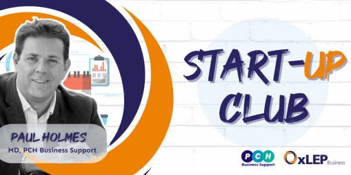 OxLEP's Start Up Club - Business Planning for Growth