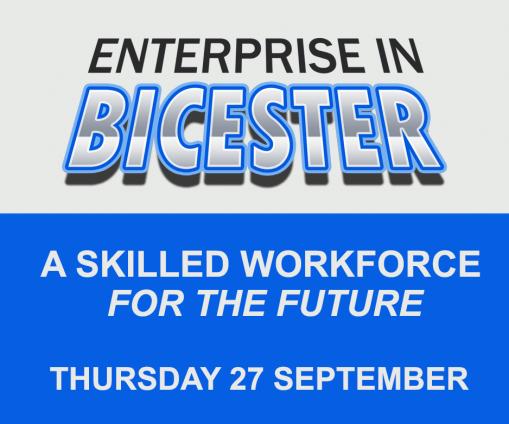 BICESTER VISION EVENT: Enterprise in BIcester