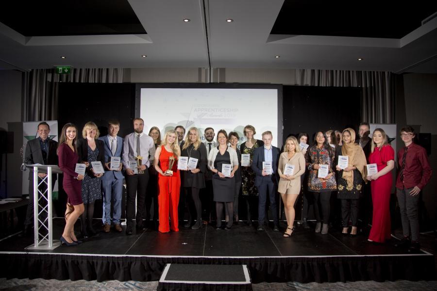 Oxfordshire Apprenticeship Awards