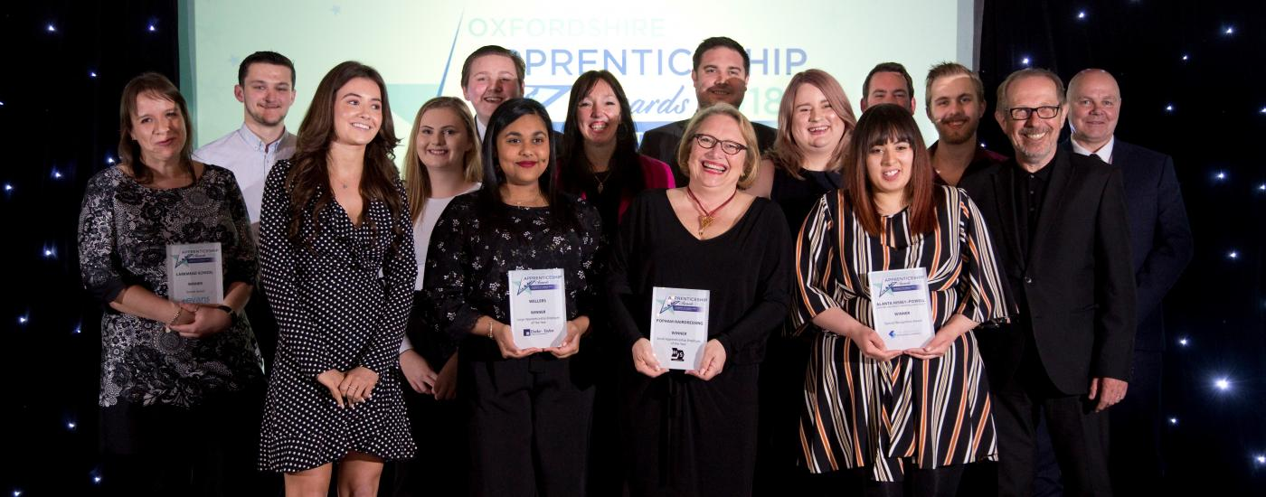 Oxfordshire Apprenticeships Awards