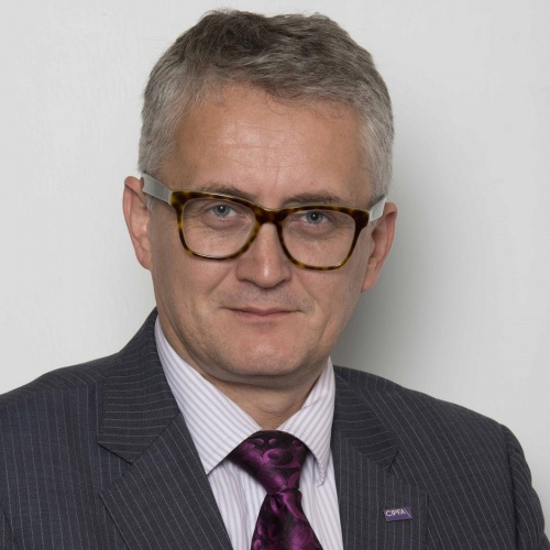 Giles Orr: Head of CPD, Training and Consultancy at the Oxford Brookes Business School
